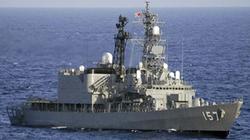 Trung Quốc bị tố cáo chĩa pháo vào tàu Nhật
