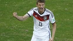SỐC: Muller ghi bàn nhiều gấp đôi CR7, Messi và Rooney cộng lại