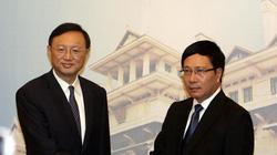 Việt Nam và Trung Quốc nhất trí sớm ổn định tình hình Biển Đông