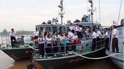 Sĩ quan Lữ giang thuyền 962 cải tiến tàu tuần tra ST-175