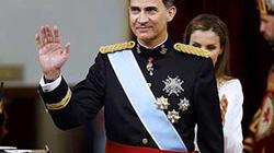 Toàn cảnh lễ đăng quang của nhà vua Tây Ban Nha mới
