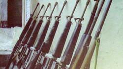 Người dân tự giác giao nộp gần 30.000 khẩu súng