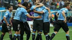 Uruguay 2-1 Anh: Luis Suarez lập cú đúp nhấn chìm Tam sư
