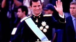 Vua Tây Ban Nha Felipe VI đăng quang
