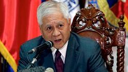 """Philippines giục tòa án quốc tế sớm ra phán quyết về vụ kiện """"Đường lưỡi bò"""""""