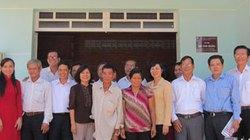 TP.HCM: Trao 9 nhà tình thương cho nông dân nghèo