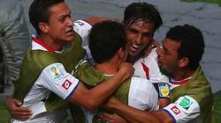 Địa chấn: Hạ Italia, Costa Rica đoạt vé vào vòng knock-out