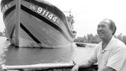 Người đàn ông bám biển Hoàng Sa dai nhất huyện Núi Thành