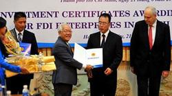 TPHCM: Thêm 5 dự án đầu tư FDI của Trung Quốc và Nhật Bản