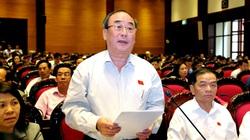 Các đại biểu Quốc hội: Không cần đơn yêu cầu vẫn ra quyết định thi hành án