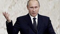 Tổng thống Putin yêu cầu các bên Ukraine ngừng bắn, bắt đầu đàm phán