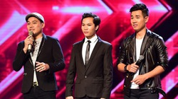 X-Factor Việt: Chàng trai hát giọng nữ xin dừng cuộc chơi để… về với vợ con