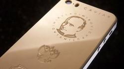 iPhone 5s mang chân dung Tổng thống Putin có giá gần 100 triệu đồng