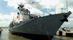 Hạ thủy thành công 2 tàu tên lửa đa năng hiện đại bậc nhất VN