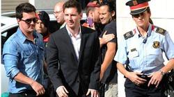 Messi sắp mất trắng 33 triệu euro cho cơ quan chức năng