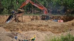 Quảng Nam: Rộ nạn khai thác vàng trái phép