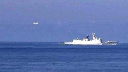 Hoàng Sa ngày 26.6: Trung Quốc lại tăng thêm 1 tàu quân sự