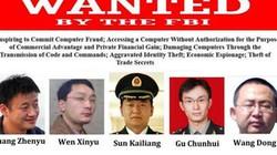 """""""Gián điệp mạng của Trung Quốc là mối đe dọa chính đối với Mỹ"""""""