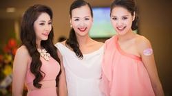 Hoa hậu Thu Thảo già nua, kém sắc so với Hoa hậu Hương Giang