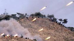 Triều Tiên bắn loạt đạn pháo khủng trước thềm Chủ tịch Trung Quốc thăm Hàn Quốc