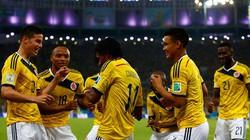 James Rodriguez tỏa sáng, Colombia vào tứ kết gặp Brazil