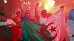 Ăn mừng chiến thắng, 2 CĐV Algeria thiệt mạng