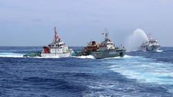 Hoàng Sa, 29.6: Trung Quốc chia tàu thành 2 vòng quanh giàn khoan trái phép