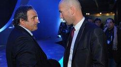 Zidane nuôi mộng dẫn dắt đội tuyển Pháp