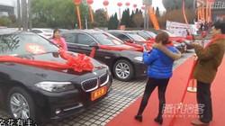 Thưởng siêu xe BMW cho nhân viên mừng sinh nhật công ty