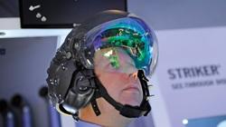Khám phá mũ bảo hiểm 8 tỉ đồng của phi công F-35