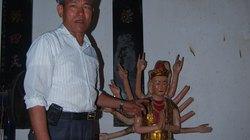 Chùa bị phá dỡ ở Hưng Yên không phải là di tích cổ