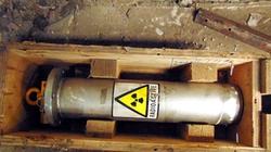 Thiết bị phóng xạ bị mất cắp tại Vũng Tàu có độ nguy hiểm cao