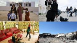 Dinh thự xa hoa của cựu Tổng thống Libya Gaddafi thành chợ bán chim