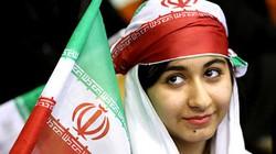 Phụ nữ Iran lần đầu được phép xem nam giới thi đấu thể thao