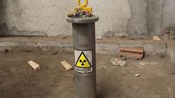 Nguồn phóng xạ Co-60 đã bị đục để lấy chì?