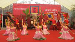 Kỷ niệm 445 năm ngày mất của Minh Khang Thái Vương Trịnh Kiểm