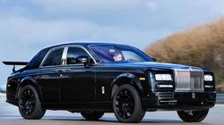 """Rolls-Royce SUV siêu sang """"bằng da bằng thịt"""" xuất hiện"""