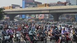Hà Nội giao chỉ tiêu thu phí đường bộ gần 300 tỷ đồng cho các quận