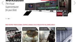 AMD 'bật mí' về card đồ họa sắp được triển lãm tại Mỹ