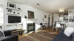 Căn penthouse xinh xắn với thiết kế tiết kiệm không gian