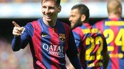 Messi hướng tới... siêu kỷ lục