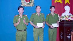 """Quảng Ngãi: Phá án """"siêu tốc"""", công an được thưởng """"nóng"""""""