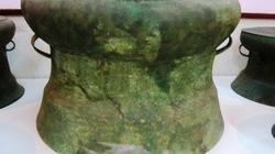 Chiêm ngưỡng gần 100 chiếc trống đồng nghìn năm tuổi ở Thanh Hóa