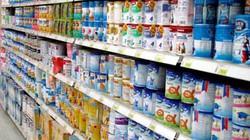 50 sản phẩm sữa kê khai đã giảm giá 0,4 - 4%