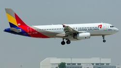 Máy bay Hàn Quốc trượt đường băng ở Nhật, khách Việt thoát nạn