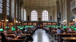 Choáng ngợp những thư viện đẹp nhất nước Mỹ