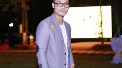 Vũ Tuấn Việt khoe vẻ điển trai, nam tính tại sự kiện