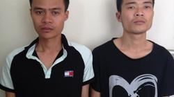Bắt nhóm cướp chuyên giật trang sức của trẻ em ở HN