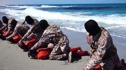 IS tung video mới hành hình hàng chục người Công giáo