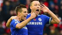 Đội hình tiêu biểu vòng 33 Premier League: Chelsea áp đảo